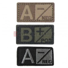 CONDOR 229A- Bloodtype Patch A- (6 Pcs)