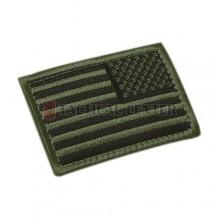 CONDOR REVERSED USA Flag Velcro Patch
