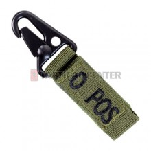 CONDOR 239O+ Blood Type Key Chain O+ (4 Pcs)