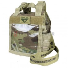 CONDOR 245 Mini Exo Plate Carrier ID Panel