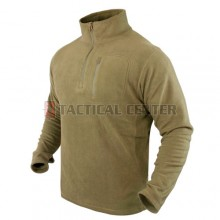 CONDOR 607 1/4 Zip Fleece Pullover