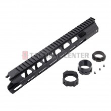 "MODIFY 13.5 "" M-LOK Handguard Rail System - Rectangular"