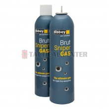 ABBEY All New Brut Sniper Gas 300gms