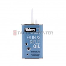 ABBEY Gun & Rifle Oil Long Spout Tin 125ml