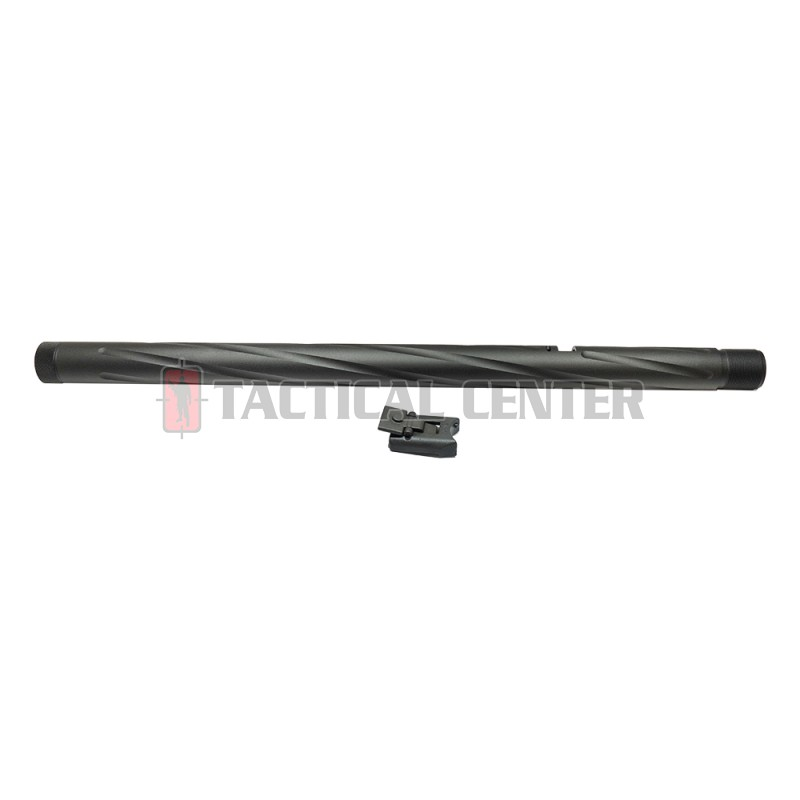 ACTION ARMY B02-013 Type 96 Twisted Outer Barrel-Short + Mag Catch