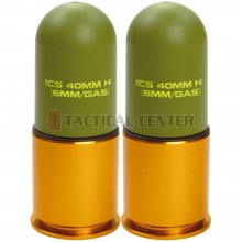 ICS MA-138 40mm Lightweight Grenade (2 Pcs/Box)