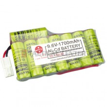 ICS MC-80 Sanyo 9.6V 1700mAh Ni-Cd