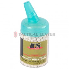 ICS MC-99A 0.23g Extreme Precision BBs 1.000PCS Bottle