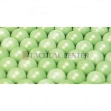 ICS MC-186K 0.20g Bio BBs 4.000PCS Bag *LT GREEN*