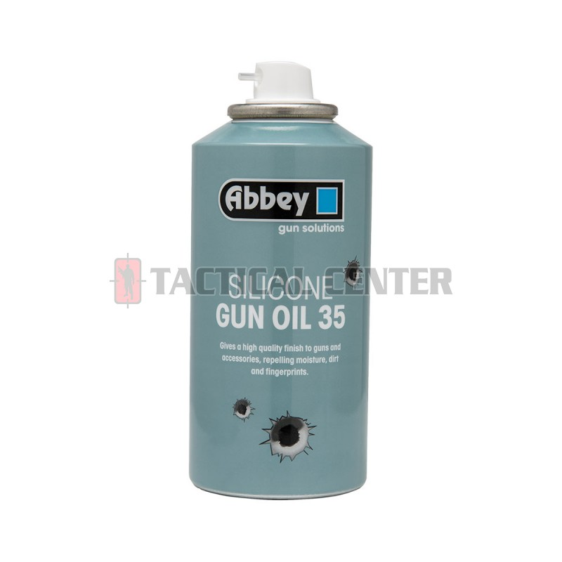 ABBEY Silicone Gun Oil 35 Aerosol 150ml
