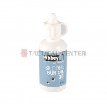 ABBEY Silicone Gun Oil 35 Dropper Bottle 30ml