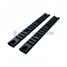 AIRTECH STUDIOS AM-014 Short Length Picattiny Rail (x2)