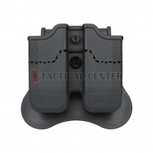 AMOMAX AM-MP Double Magazine Pouch - Taurus