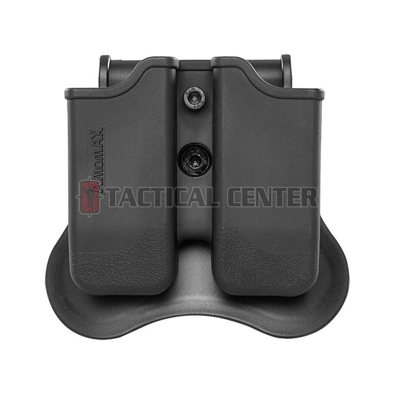 AMOMAX AM-MP-P2 Double Magazine Pouch - Beretta