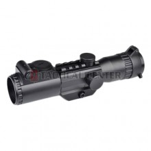 AIM-O 4X32 Red/Green Illuminated Scope QD Mount