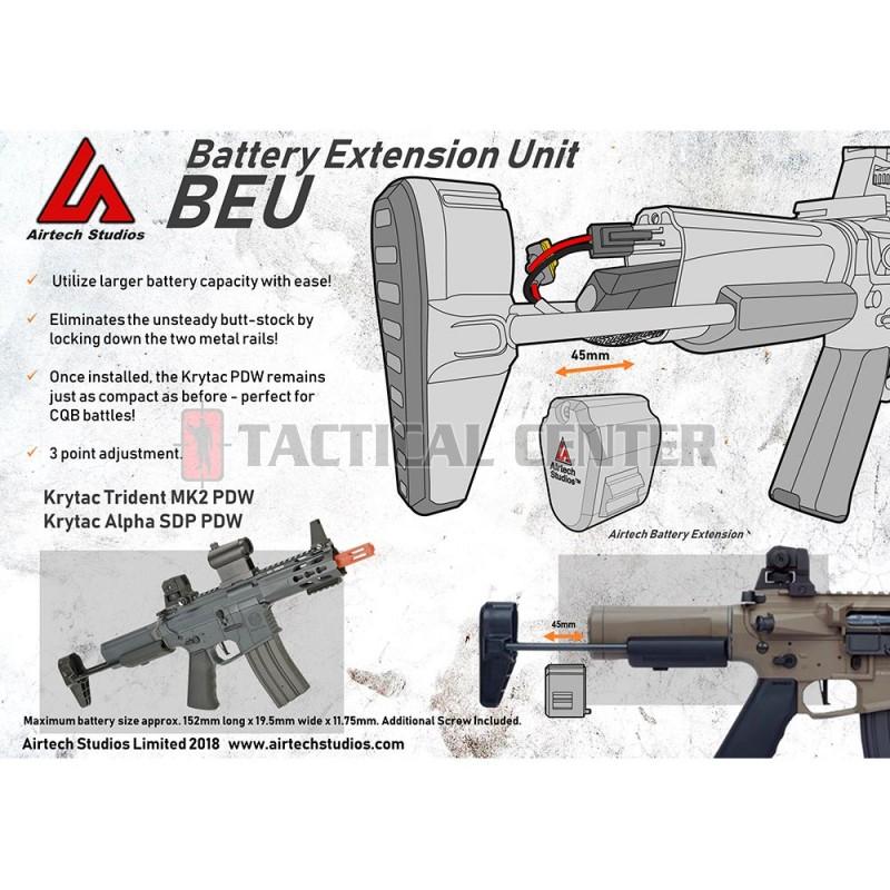 AIRTECH STUDIOS Trident MKII PDW BEU Battery Extension Unit