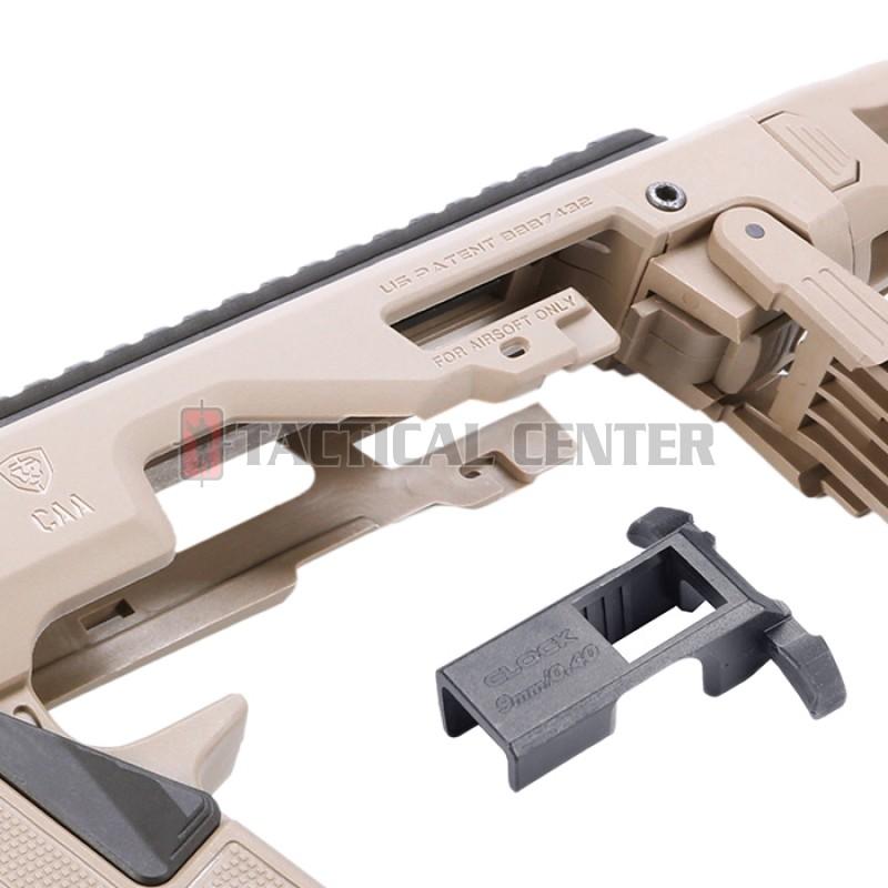 CAA CAD-SK-08 MICRO RONI Pistol-Carbine Conversion (Glock GBB)