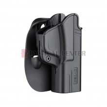 CYTAC CY-FMP9 F-Speeder Holster - S&W M&P 9mm