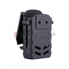 CYTAC CY-MP-RB3 M16/AR15 Rifle Magazine Holder with Belt Clip