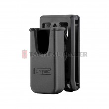 CYTAC CY-MP-S4 Single Magazine Pouch .22/.380