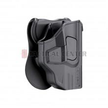 CYTAC CY-MPSG3 R-Defender G3 Holster - S&W M&P Shield