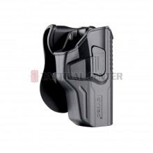 CYTAC CY-PPQG3 R-Defender G3 Holster - Walther PPQ M2/M3