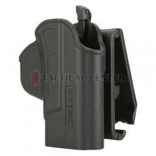 "CYTAC CY-TMPS Thumb Release Holster - M&P Shield .40 3.1""/9mm 3.1"""