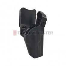 CYTAC CY-TSP2022L3 Polymer Duty Holster Level III - Sig Sauer SP2022
