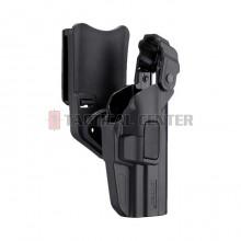 CYTAC CY-USPL3 Polymer Duty Holster Level III - HK USP/USP Compact