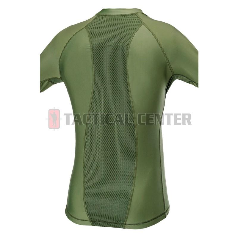 DEFCON 5 D5-1790 Lycra + Mesh Short Sleeve T-Shirt