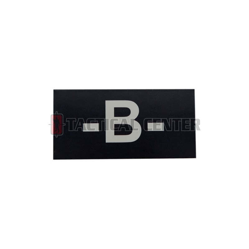 DEFCON 5 Infrared Blood type Patch