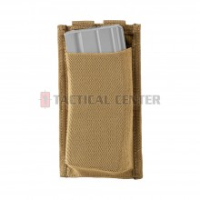 DEFCON 5 D5-M4LPSP Low Profile Elastic 5.56 Single Magazine Pouch