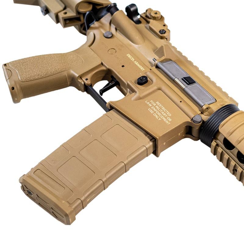 DELTA ARMORY DA-C03 AR15 RIS CHARLIE AEG