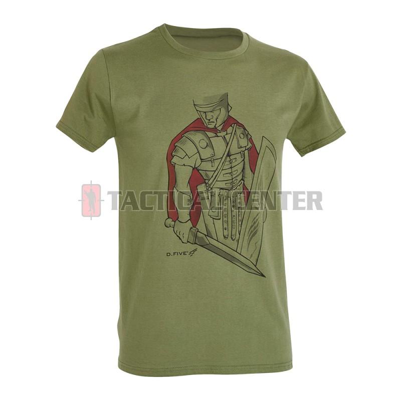 D.FIVE DF5-F61430-5 T-Shirt Roman Centurion