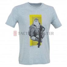 D.FIVE DF5-TFI01 T-Shirt Eagle Paratrooper