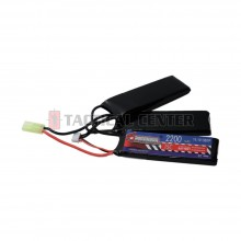 DRAGONPRO DP-L11-005 11.1V 2200mAh 15C LiPO (1+1+1) 103x35x7mm