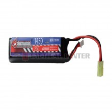 DRAGONPRO DP-F9-002 9.9V 1450mAh 25C LiFePO4 (1) 87x34x24mm