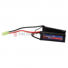 DRAGONPRO DP-L7-012 7.4V 900mAh 25C LiPO (1+1) 71x24x6.5mm