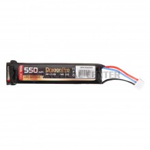 DRAGONPRO DP-L7-015 7.4V 550mAh 20C LiPO 74x17x12mm
