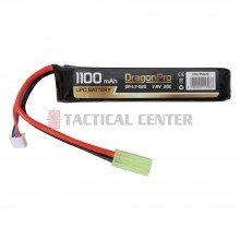 DRAGONPRO DP-L7-020 7.4V 1100mAh 20C LiPO 103x21x13mm