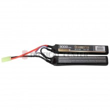 DRAGONPRO DP-L7-021 7.4V 3000mAh 20C LiPO (1+1) 128x21x17.5mm