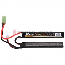 DRAGONPRO DP-L7-024 7.4V 1450mAh 30C LiPO (1+1) 115x16.5x7mm