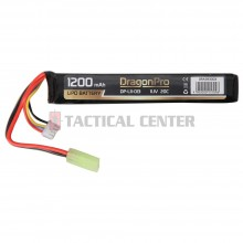 DRAGONPRO DP-L11-013 11.1V 1200mAh 20C LiPO 128x21x19mm
