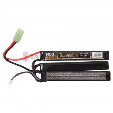 DRAGONPRO DP-L11-019 11.1V 1450mAh 30C LiPO (1+1+1) 115x16.5x7mm