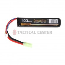 DRAGONPRO DP-L11-020 11.1V 1100mAh 25C LiPO 101x21x18mm