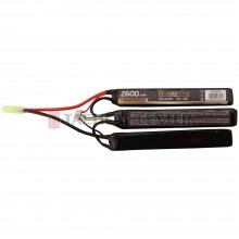 DRAGONPRO DP-L11-023 11.1V 2600mAh 20C LiPO (1+1+1) 130x21x11mm