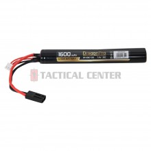 DRAGONPRO DP-iON7-001 7.4V 1600mAh 30C Li-ion Battery 135x20mm
