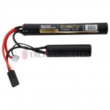 DRAGONPRO DP-iON11-002 11.1V 1600mAh 30C Li-ion 135x20mm + 67x20mm