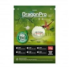 DRAGONPRO DP-6B-036 Bio PLA BB 0.36g 1KG (ULTRA White)