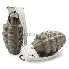 G&G G-07-052 Mock MK-2 Hand Grenade Shape BB Container (Plastic)